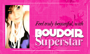 Boudoir superstar